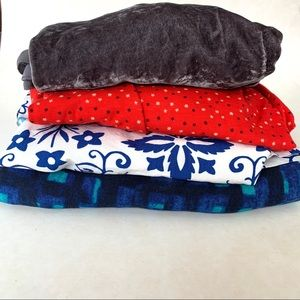 Boden 4 piece not so mystery bundle varying styles